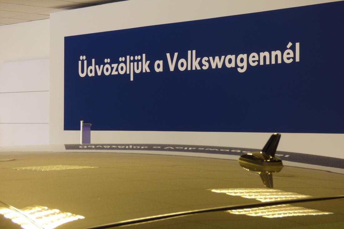 Üdvözöljük a Volkswagennél