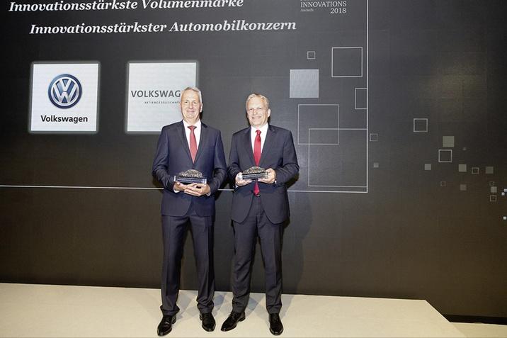 AutomotiveINNOVATIONS Award 2018