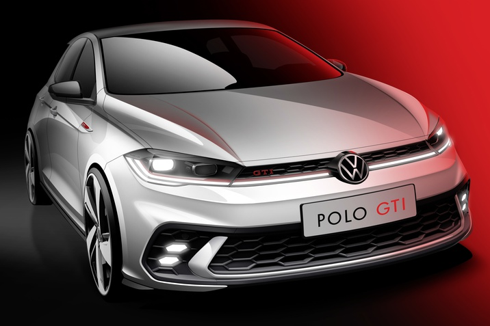 Rajtvonalnál az új Polo GTI